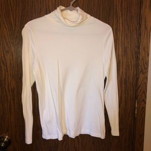 cotton turtle neck long sleeves